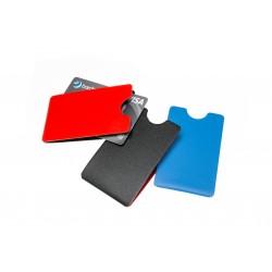 Schutzhüllen aus Aluminium einfarbig hochkant